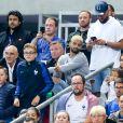 Exclusif - Brahim Zaibat - Célébrités lors du match pour les éliminatoires de la Coupe du Monde 2018, France - Pays-Bas au Stade de France à Saint-Denis, Seine Saint-Denis, France, le 31 août 2017. La France a gagné 4-0. © Agence/Bestimage