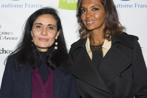 Karine Le Marchand et Belmondo en bonne compagnie aux Trophée du Bien-être