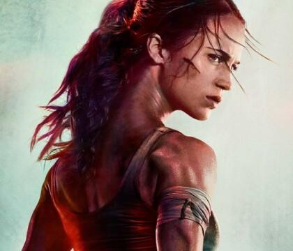 Alicia Vikander bizarrement retouchée en Lara Croft, les internautes hilares