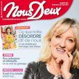 Couverture du magazine Nous Deux, N°3665.