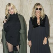 Fashion Week : Emmanuelle Béart et Estelle Lefébure, quinquas stylées chez Dior