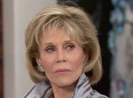 Jane Fonda n'a pas apprécié qu'on lui parle de chirurgie esthétique...