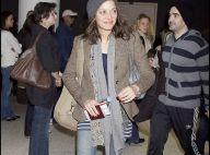 La star française Marion Cotillard... en route pour les Oscars !