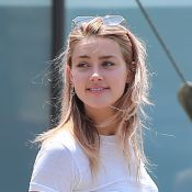 Amber Heard recasée : Session de baisers torrides pour l'ex de Johnny Depp