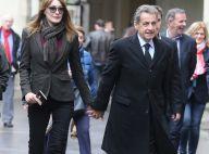 """Carla Bruni-Sarkozy : """"Les gens ont un rapport très affectif avec mon mari"""""""