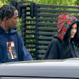 Exclusif - Travis Scott et Kylie Jenner à Los Angeles le 31 mai 2017