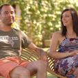 """""""Sébastien et Emilie se sont pacsés - Deuxième partie des bilans de """"L'amour est dans le pré 2017 sur M6, le 2 octobre 2017."""""""