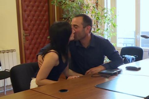 L'amour est dans le pré 2017 : Un couple pacsé, rupture en plein bilan