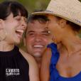 """Pierre et Frédérique de la saison 7 - Deuxième partie des bilans de """"L'amour est dans le pré 2017 sur M6, le 2 octobre 2017."""