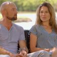 """Raphaël et Marie-Laure - Deuxième partie des bilans de """"L'amour est dans le pré 2017 sur M6, le 2 octobre 2017."""