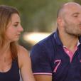 """Nathalie et Victor - Deuxième partie des bilans de """"L'amour est dans le pré 2017 sur M6, le 2 octobre 2017."""