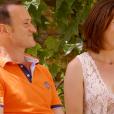 """Gwladys et Pierre-Emmanuel - Deuxième partie des bilans de """"L'amour est dans le pré 2017 sur M6, le 2 octobre 2017."""