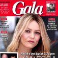 Magazine Gala en kiosques le 4 octobre 2017.