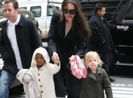 Angelina Jolie et ses deux beautés de filles, Zahara et Shiloh, à la recherche d'une... nouvelle maison !