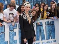 Cara Delevingne : Fini les cheveux blancs, l'actrice a un nouveau look