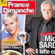 France Dimanche en kiosques le 6 octobre 2017