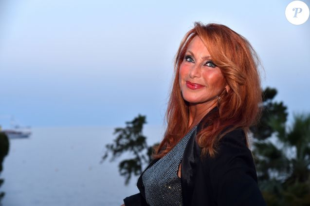 Julie Pietri - Soirée de gala Fight Aids 2017 au Sporting Monte-Carlo avec la troupe Star 80 le 8 juillet 2017. © Bruno Bebert / Bestimage