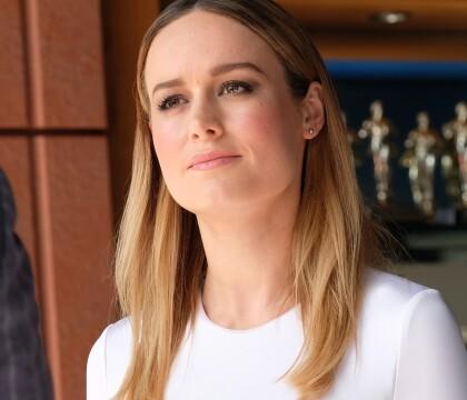 Brie Larson harcelée : Son passage gênant devant un agent de sécurité...