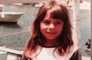 Estelle Denis enfant : Un cliché très mignon dévoilé...