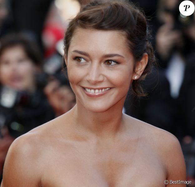 Emma De Caunes - Cérémonie de clôture du 63ème Festival International du Film de Cannes. Le 23 mai 2010