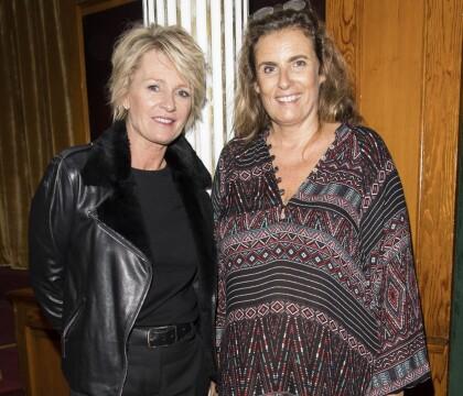 Sophie Davant engagée pour les femmes avec Énora Malagré