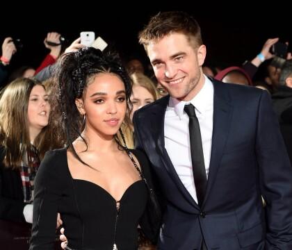 Robert Pattinson et FWA twigs ont bel et bien rompu après trois ans d'amour