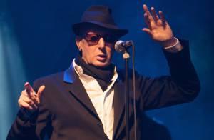 Alain Bashung, la rechute : il est obligé de reporter ses concerts...