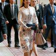 La princesse Mary de Danemark arrive à l'hôtel Hotel Gajoen Tokyo au Japon le 11 octobre 2017. 11/10/2017 - Tokyo