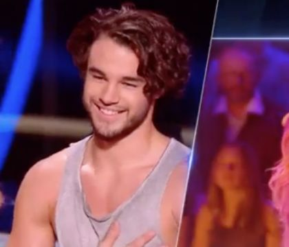 DALS8 : Anthony Colette absolument canon, le danseur enflamme internet !