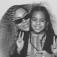 Beyoncé et sa fille Blue Ivy au mariage de son ami Todd Tourso en août 2017. La chanteuse a publié les clichés le 14 octobre sur sur son site internet.