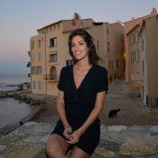 Laurie Cholewa ravissante au Festival des Antipodes de Saint-Tropez !
