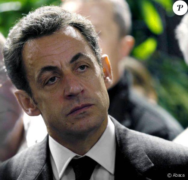 Nicolas Sarkozy s'éclate au salon de l'agriculture...
