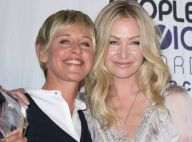 Ellen DeGeneres et Portia de Rossi... bientôt mamans ! Ben... non ! (réactualisé)