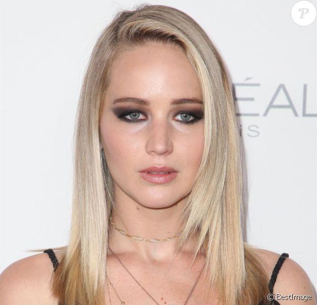Jennifer Lawrence - People à la 24e édition de la soirée 'Elle Women in Hollywood Awards' à Beverly Hills, le 16 octobre 2017.