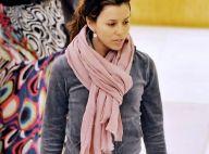 Quand l'élégante Eva Longoria essaye de luxueux escarpins... en jogging !