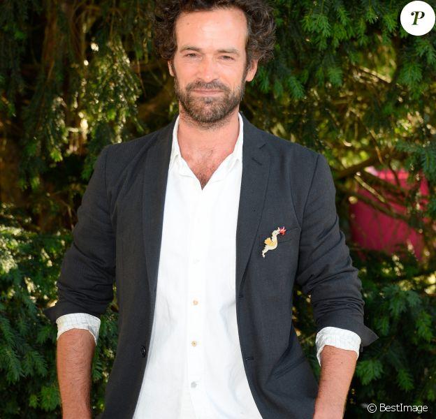 Romain Duris - 9e Festival du Film Francophone d'Angoulême - Jour 6 le 27 août 2016. © Coadic Guirec / Bestimage