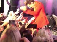 Harry Styles : En plein concert, il se fait attraper les parties intimes...