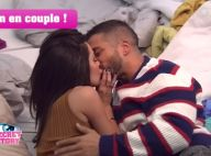Secret Story 11 – Laura et Alain en couple : Le baiser qui officialise !