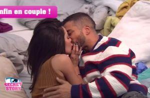 Secret Story 11 – Laura et Alain en couple : Le baiser qui officialise !