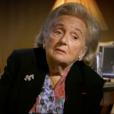 """Capture d'écran des reportages """"Jacques Chirac, l'homme qui ne voulait pas être président"""", dans le cadre de l'émission de Laurent Delahousse, puis """"Bernadette Chirac, mémoires d'une femme libre"""", diffusés sur France 2, le 16 ocobre 2016."""