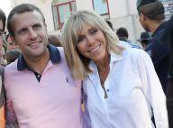 Brigitte et Emmanuel Macron : Leurs dix ans de mariage célébrés cachés...
