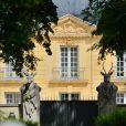 Le pavillon de la Lanterne à Versailles, août 2013.