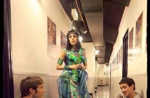 Cléopâtre : Sofia Essaïdi vous invite dans les coulisses...