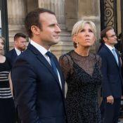 Emmanuel et Brigitte Macron vont organiser un repas pas comme les autres...