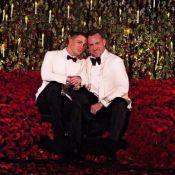 Colton Haynes : Le beau gosse a épousé Jeff Leatham, Kris Jenner a officié !