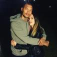 """""""Melissa et Jeremy Meeks sur une photo publiée sur Instagram le 10 avril 2017"""""""