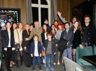 Claude Lelouch : Sa femme, ses enfants, petits-enfants... Tous là pour ses 80 ans