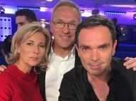 """Claire Chazal dans ONPC : """"Ça a ravivé quelques souvenirs"""""""