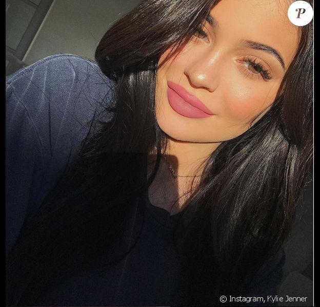 Photo de Kylie Jenner. Octobre 2017.