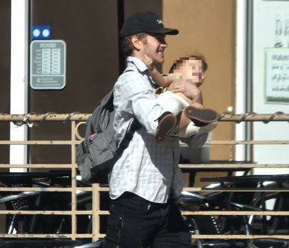 Hayden Christensen : Jeune papa célibataire, dingue de son adorable fillette